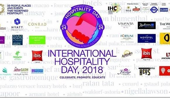 Today, have a Special day not just for who is in the industry, but to every body in the world. @iihmhotelschools @ficukdelegation @tastingsicilyuk @celebritychefs